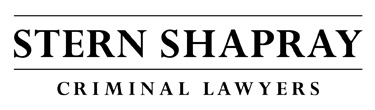 Stern Shapray Criminal Lawyers